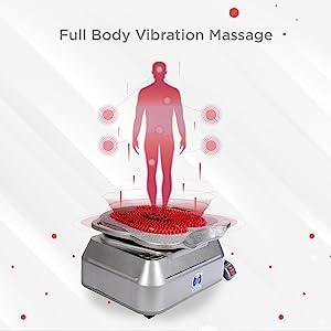Full Body Vibration Massage
