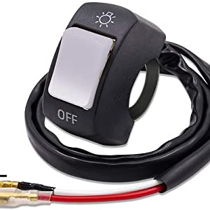 ON/OFF switch for motorcycle
