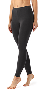 Merry Style Leggings Lunghi Pantaloni Donna MS10-305