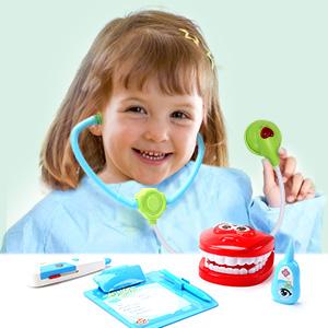 medical toy set