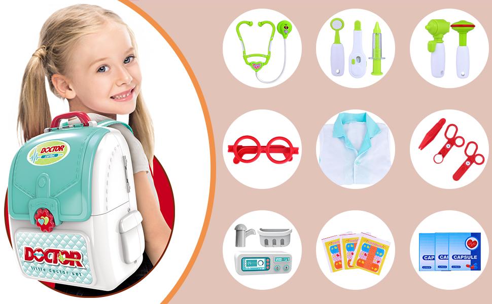 Doctor Kit for Kids,