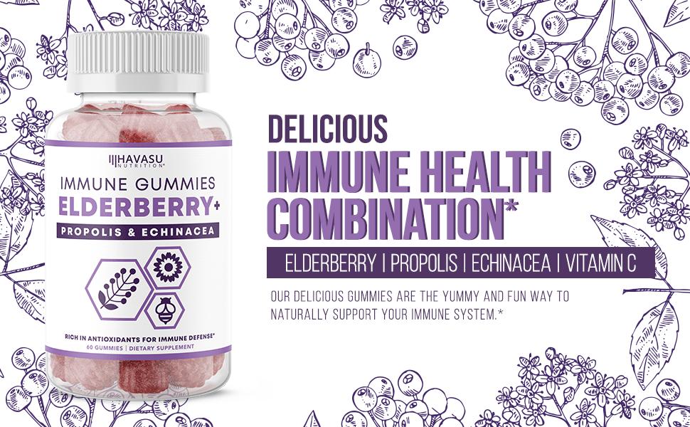 immune health combination