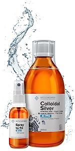 10oz colloidal silver