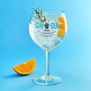 Gin Sul (1x0,5l) Original Dry Gin destilliert und