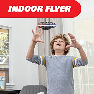 Boys toys drone kids drones girl boy light up LED quadcopter hand controlled indoor gifts scoot