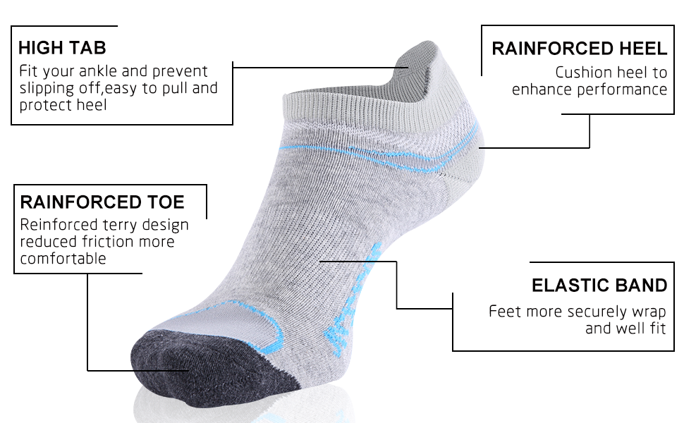 running low cut socks,golf socks low cut for men