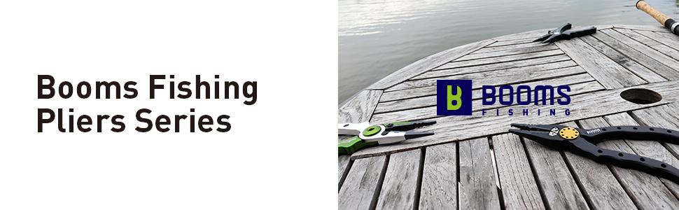 Booms Fishing X1 Aluminum Fishing Pliers