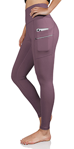 Dual Pockets Yoga Pants