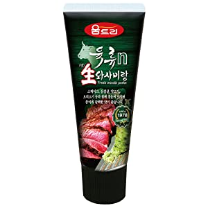 wasabi meat sauce