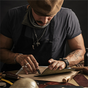 Top grain Nappa leather