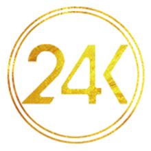 24K Gold Inside