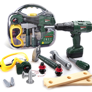 play electric tools children drill tool toy toddler working tools