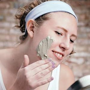aztec secret facial mask