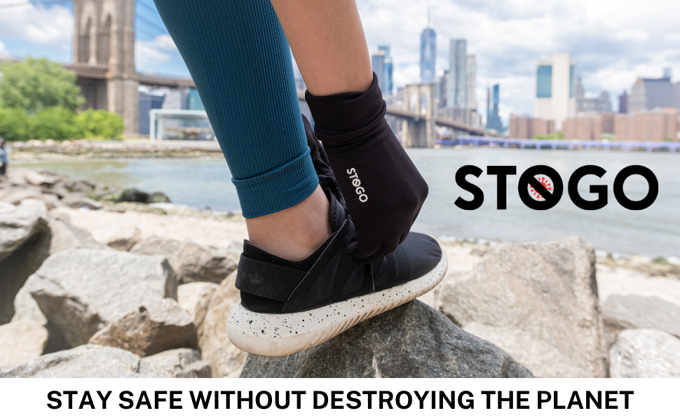 Stay safe without destroying the planet