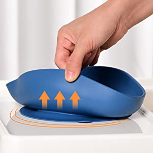 Baby Suction Plates