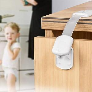Cabinet Locks Child Safety