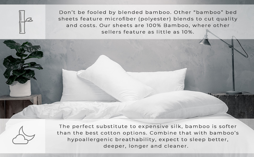 bamboo bed sheets benefits, bamboo bedding