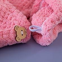 microfiber towel for curly hair microfiber travel towel shower hair wrap towel for curly hair