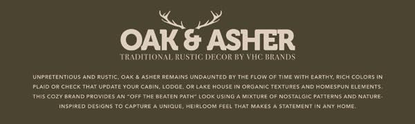 Oak amp; Asher