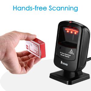 handsfree scanner
