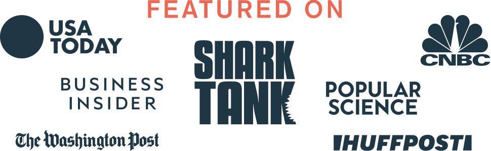 featured on shark tank