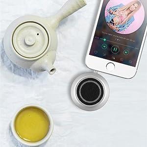Plug and Play speaker