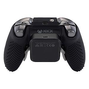 eXtremeRate Funda de Silicona para Mando Xbox One Elite Protector ...