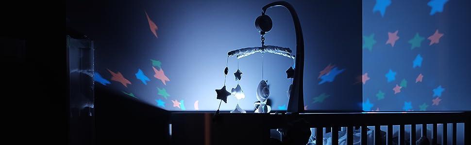 Tecnocolchón Colchón de Cuna Viscoelástico Visco Baby | Reversible | Gran Suavidad | 115 x 55 cm. y Altura 12 cm.