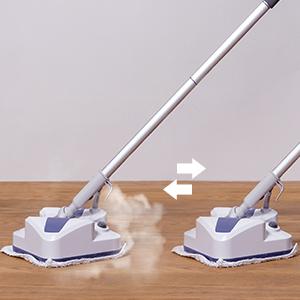 wood floor steamer cleaner