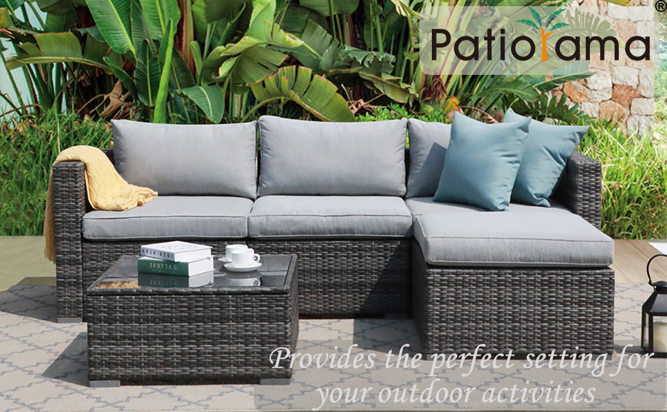 Patiorama offers star products like chaise lounge chairs, sectional sofa sets, conversation sets,
