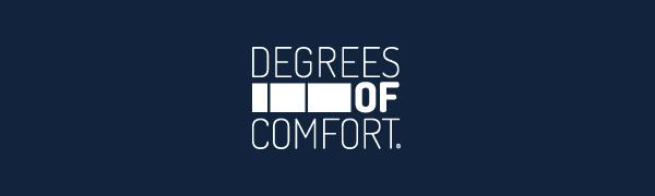 Degrees of Comfort Wearable Blanket Grey