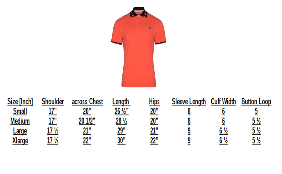 Men Polo shirts - Men size polo