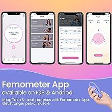 Download Femometer APP