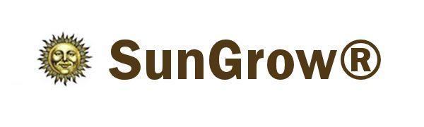 logo, company, SunGrow