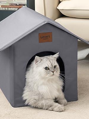 outdoor cat house