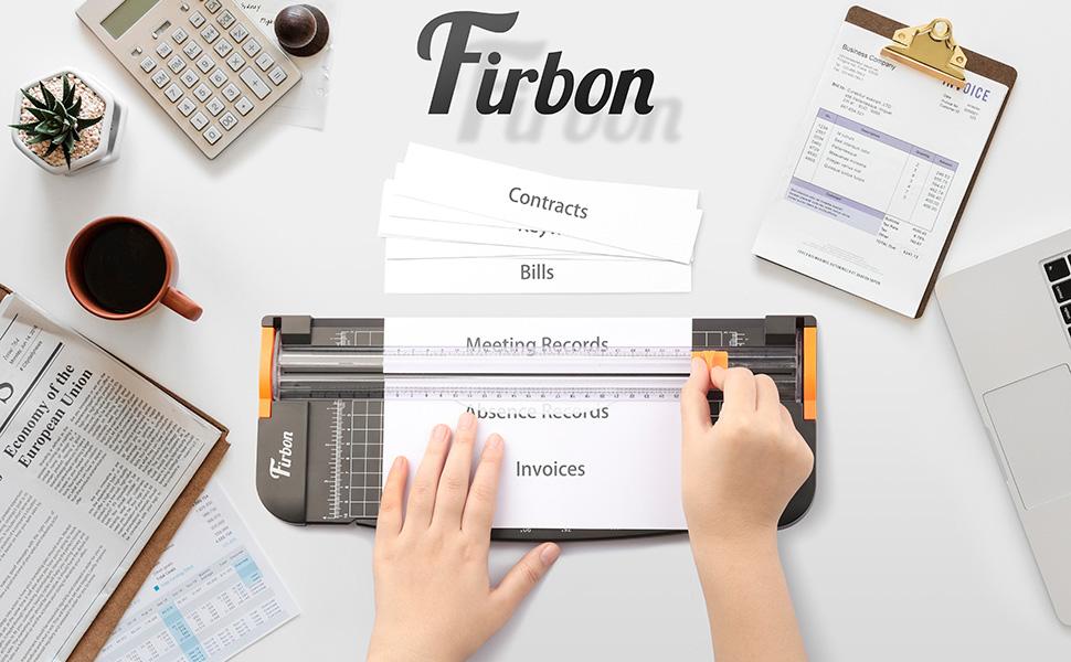 Firbon Paper Cutter