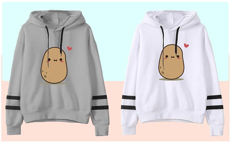 womens hoodies cute