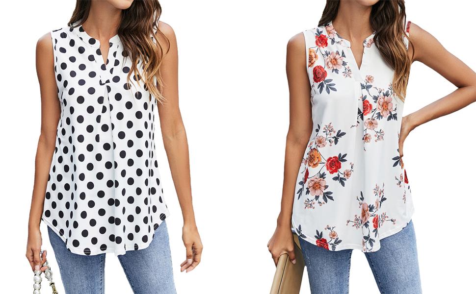 summer shirts for women