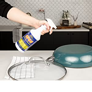 pan cleaner