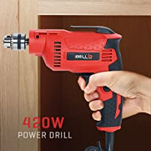 420W Power Drill