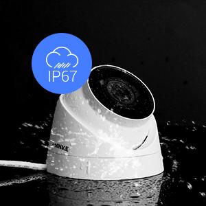 Outdoor IP67 Weatherproof
