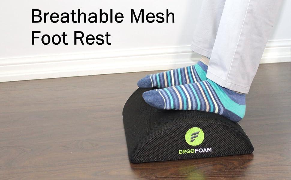 foot rest under desk