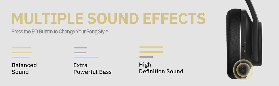 multiple sound effects