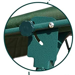 adjustable swing seat