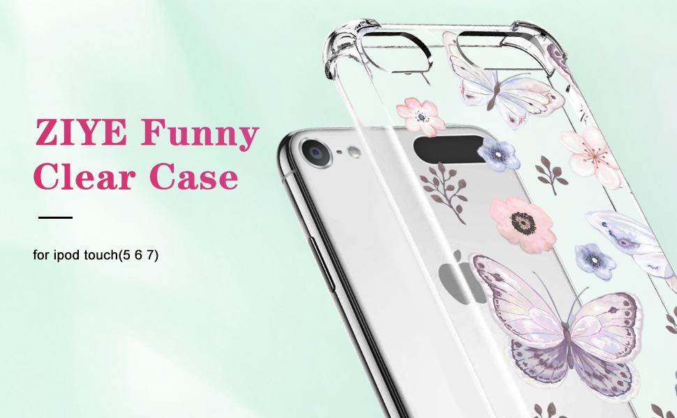 PHONE CASE CLEAR