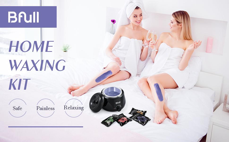 wax warmer waxing kit hair removal kit