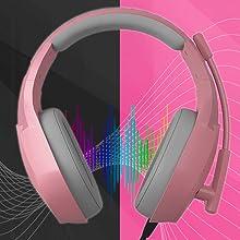 Ακουστικά Gaming Ακουστικά Ακουστικά PS4 PS5 Playstation Σειρά Xbox xs one nintendo switch stadia