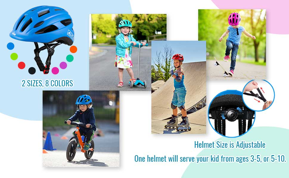 turboske toddler helmet kids helmet banner