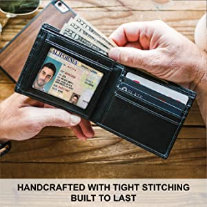 rfid wallet for men