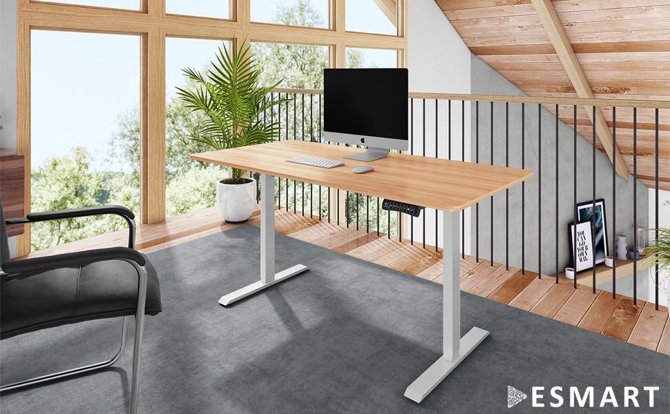 ESMART Elektrisch höhenverstellbarer Schreibtisch